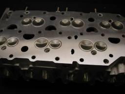 Diversas peças para montagem de motor VR6