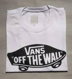 Camiseta masculina nova Vans - Camisa masculina - Camiseta para homem - Unissex