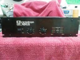 Amplificador wattsom ciclotron CP-350 R