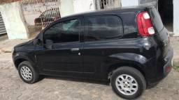 Fiat uno 2014 básico 2 porta barato pra vender logo