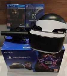 Óculos Virtual PS4