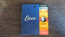 Cordas Guitarra Elixir Nanoweb 0.09
