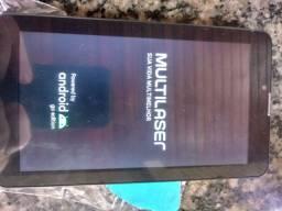 Tablet multileiser 16 GB 1 RAM novo com nota