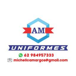 Título do anúncio: Uniformes e Camisetas personalizadas