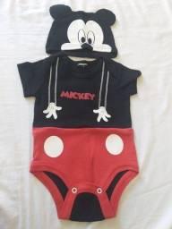 Roupas bebê 3 meses, veste mais!