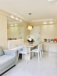 Apartamento em Jardim Atlântico Reformado e Decorado Suíte com Banheira Hidromassagem.