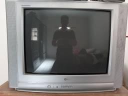 Título do anúncio: TV tubo 29polegadas- grátis vários filmes em DVD
