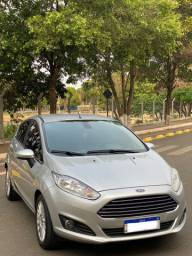 New Fiesta Titanium manual