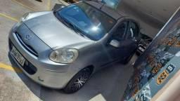 Título do anúncio: Nissan March 1.0 S - 2012