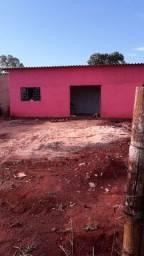 Casa nova em fim de construção