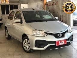Título do anúncio: Toyota Etios 2020 1.3 x 16v flex 4p manual