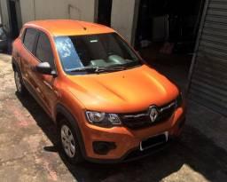 Vendo Renault Kwid Zen 2018 em excelente estado