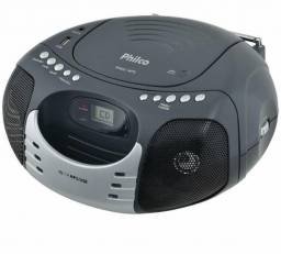 Radio portátio marca Philco