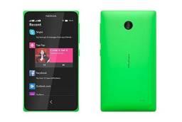 Nokia X Desbloqueado Verde Nokia Platform 1.1 Conexão 3g Memória Interna 4gb