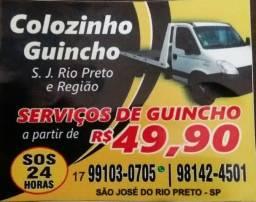 Guincho A PARTIR DE $ 49,90 Melhor Preço da Cidade