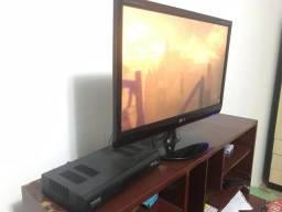 TV - Monitor LG 22 polegadas LED