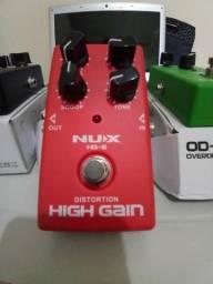 Pedal nux High Gain hg-6