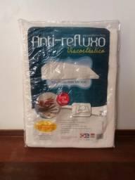 Excelente Travesseiro Anti-Refluxo Viscoelástico (Aceito Proposta)
