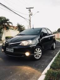 Etios sedan xls 1.5 automático - 2017