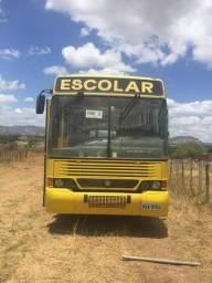 Ônibus Motor Scania - 1990