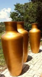 Vasos decorativos em concreto Consulte valor