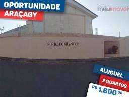 Casa com 2 quartos, 2 suítes e banheiro social no Araçagy