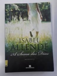 Livro A soma dos Dias - Isabel Allende