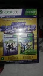 Jogo do xbox kinect sports últimate collection