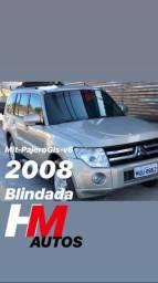 Pajero Full GLS 2008 - 2008