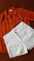 Camisa e short