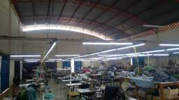Perfilado para energia e 70 Lampadas LED T80 - 20W 1,20m - Cobre 300m²