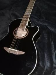 Vendo violão com + capa grossa