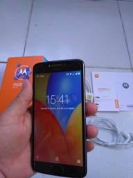"""Moto E4 Plus Tela 5,5"""" 16GB, 4G Câmera 13MP"""
