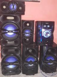 Som Philips 1800watts