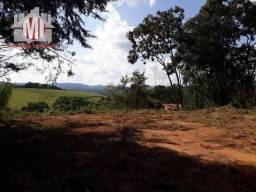 Ótimo terreno para formação de chácara com 1500m², bairro povoado, linda vista