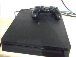 Playstation 4 PS4 + controle + FIFA19