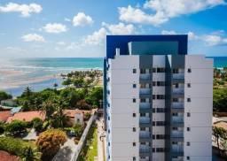 Apartamento Villa do Mar 3 Quartos 87m2 vista mar 2 vagas Buraquinho / Lauro De Freitas