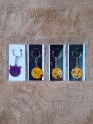Chaveiros de Emoji