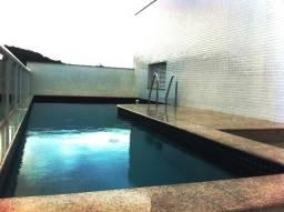 Vendo lindo apto no centro com 2 suítes, piscina, salão de festas!