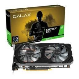 Placa de Vídeo Galax GeForce GTX 1660TI 6GB