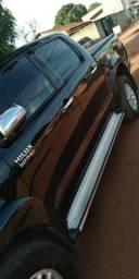 Toyota Hilux SRV a mais top - 2012