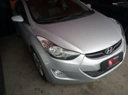 Ari*Hyundai Elantra gls 1.8 automático 2012 - 2012