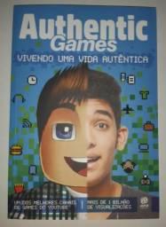 LIVRO AUTHENTIC GAMES / Vivendo uma vida autêntica