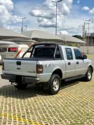 Ford Ranger XL 3.0 4x4 C. Dupla Díesel Prata - 2007