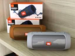 Caixa de Som rép. JBL Charge 2, 15w Bluetooth, Auxiliar, SD, USB