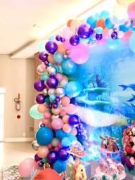 Decoração balões para festas