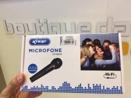 Microfone Profissional Knup Kp-m0004