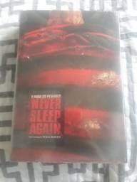 Livro A Hora do Pesadelo: Never Sleep Again