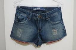 Shorts - marcas: Bethany Mota, Clock House e MK Casual (semi-novos)