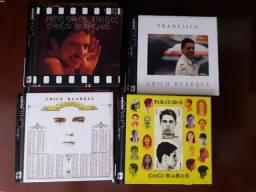 Coletânea de CD's do Chico Buarque